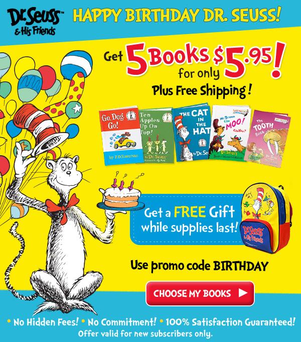 TELUGU KAVULU: Happy Birthday Dr  Seuss!